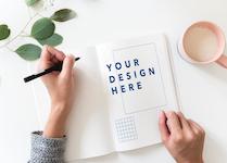 Design (logo, ads, brochures...)